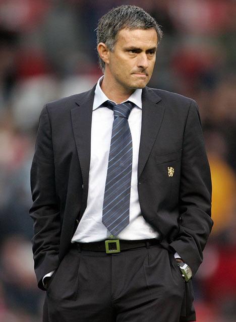 Mourinho al Real Madrid