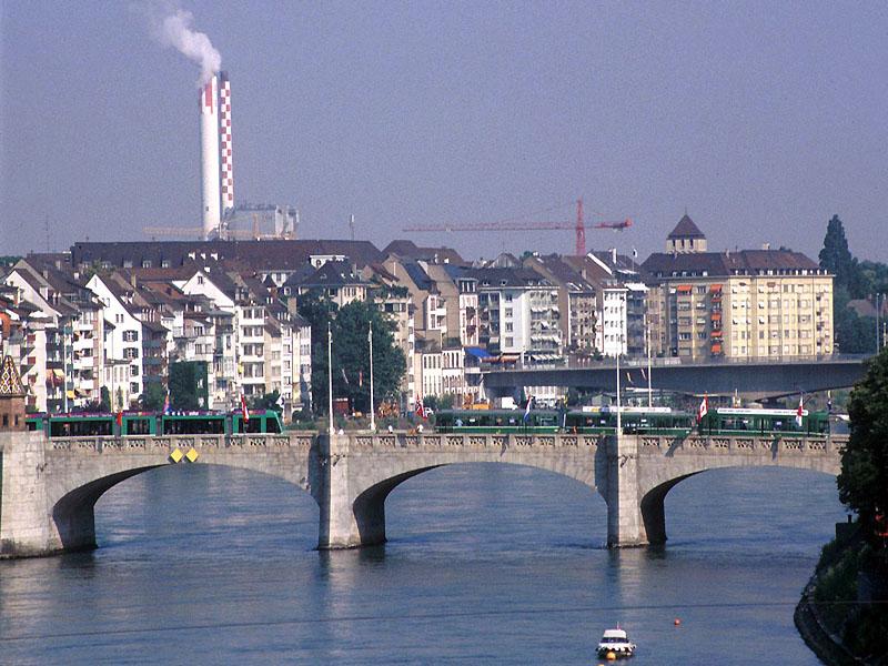 Basilea-ponte-sul-fiume
