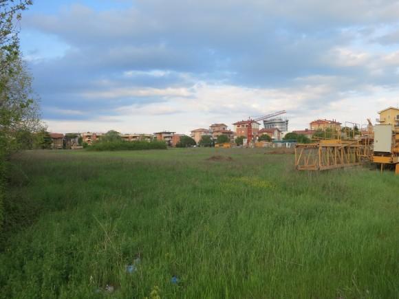 Periferia urbana riminese
