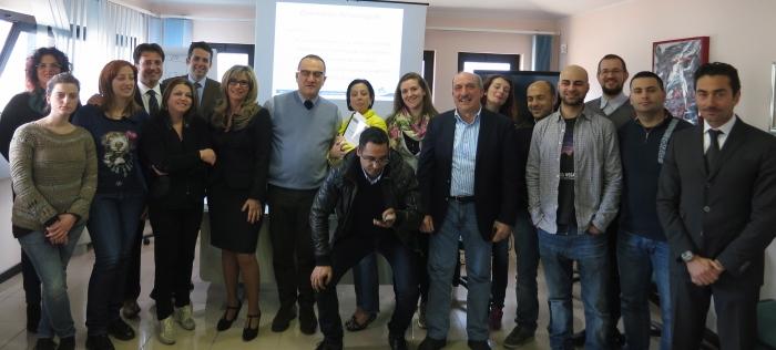 Progetto Impresa Bcc Pratola Peligna 2013